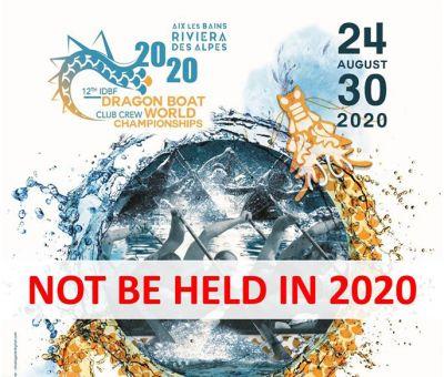 Клубний чемпіонат світу IDBF не відбудеться у 2020 році