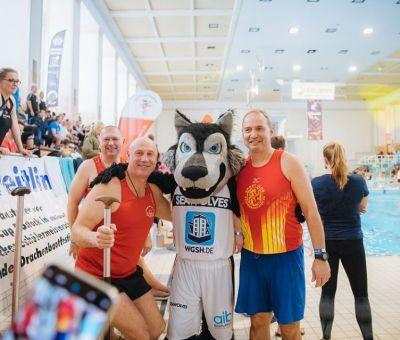 «Золото» міжнародних змагань здобули спортсмени DBC KYIV