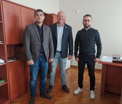 Про співпрацю та розвиток веслування на Тернопільщині
